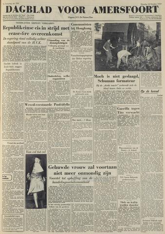 Dagblad voor Amersfoort 1949-10-18