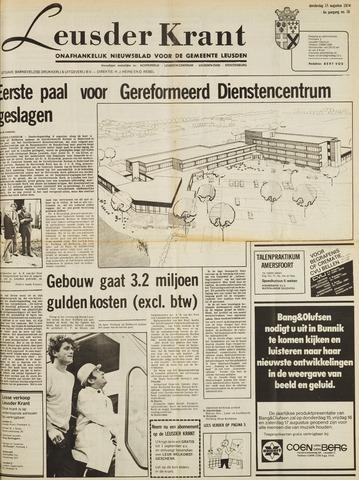 Leusder Krant 1974-08-15