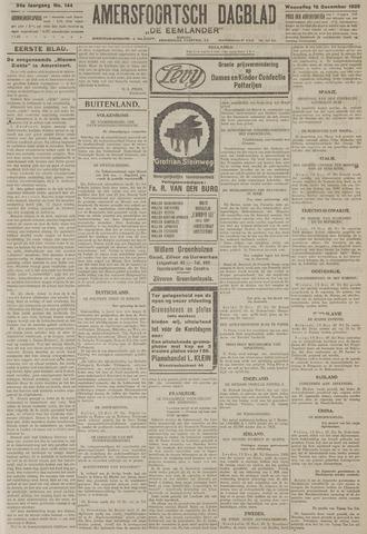 Amersfoortsch Dagblad / De Eemlander 1925-12-16