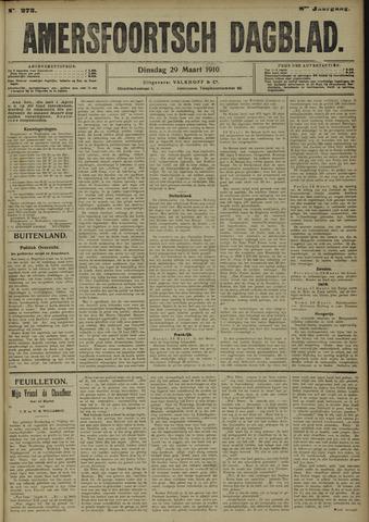 Amersfoortsch Dagblad 1910-03-29