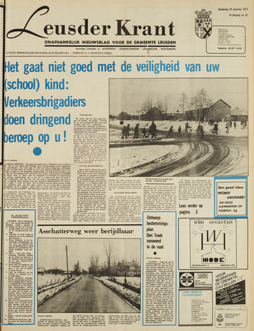 Leusder Krant 1973-11-29