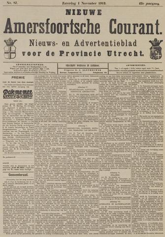 Nieuwe Amersfoortsche Courant 1913-11-01