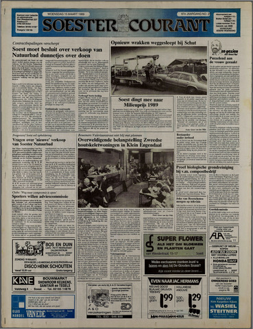 Soester Courant 1989-03-15