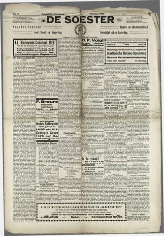 Soester Courant 1924-02-09