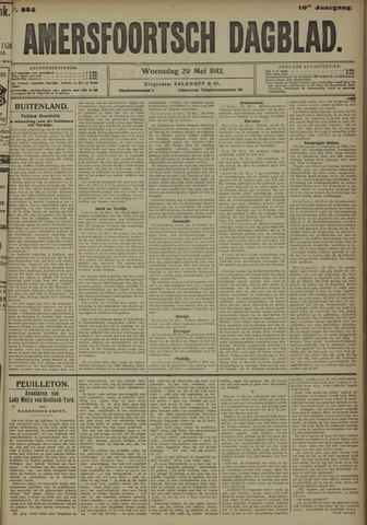 Amersfoortsch Dagblad 1912-05-29