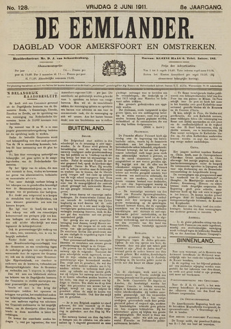 De Eemlander 1911-06-02