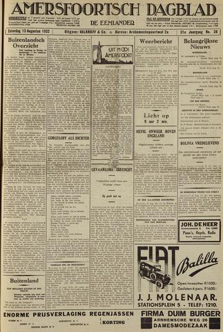 Amersfoortsch Dagblad / De Eemlander 1932-08-13