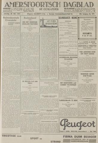 Amersfoortsch Dagblad / De Eemlander 1931-05-30