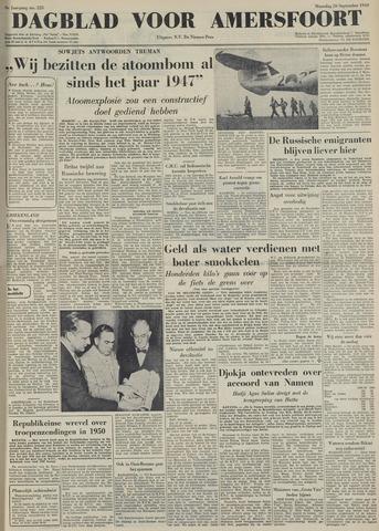 Dagblad voor Amersfoort 1949-09-26