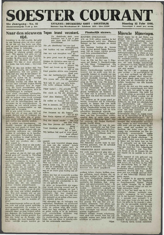 Soester Courant 1946-02-12