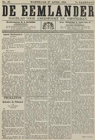 De Eemlander 1910-04-27