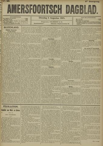 Amersfoortsch Dagblad 1905-08-08