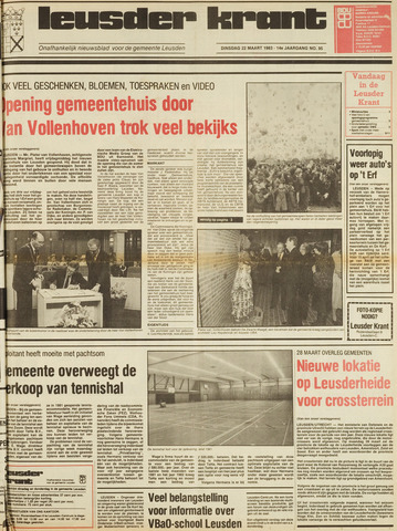 Leusder Krant 1983-03-22