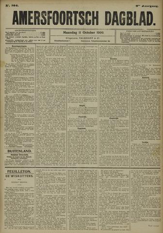 Amersfoortsch Dagblad 1909-10-11