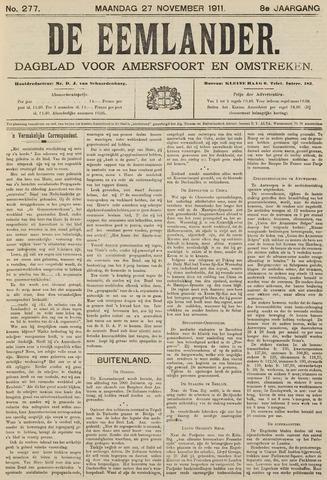 De Eemlander 1911-11-27