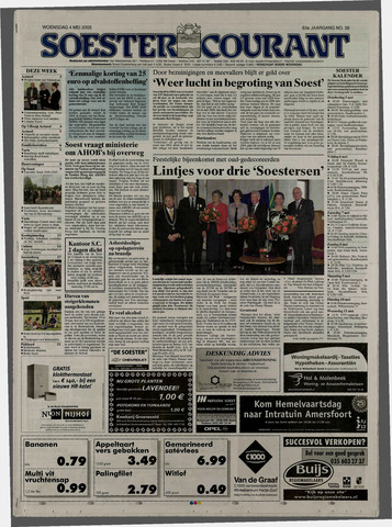 Soester Courant 2005-05-04