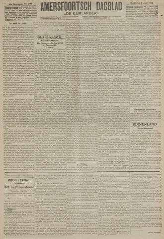 Amersfoortsch Dagblad / De Eemlander 1918-06-03