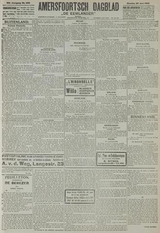 Amersfoortsch Dagblad / De Eemlander 1922-06-20