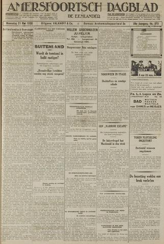 Amersfoortsch Dagblad / De Eemlander 1930-05-21