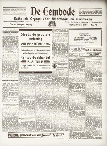 De Eembode 1929-11-29