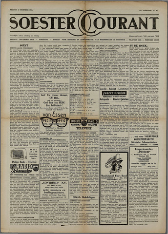 Soester Courant 1955-12-02