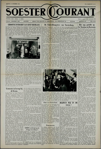 Soester Courant 1963-11-19