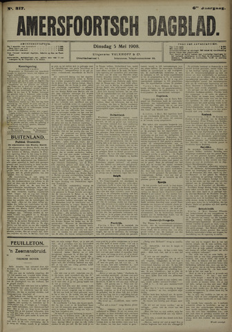Amersfoortsch Dagblad 1908-05-05
