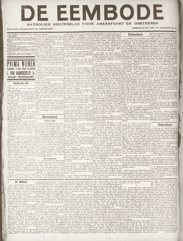 De Eembode 1919-11-18