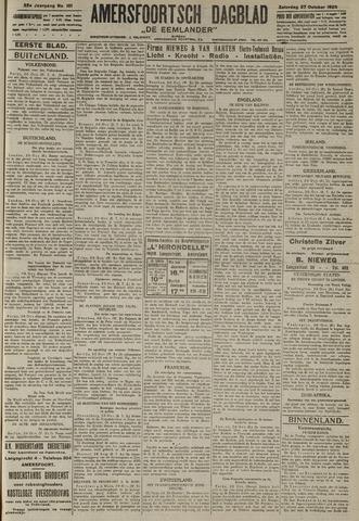 Amersfoortsch Dagblad / De Eemlander 1923-10-27