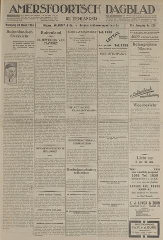 Amersfoortsch Dagblad / De Eemlander 1934-03-28
