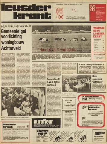 Leusder Krant 1980-07-03