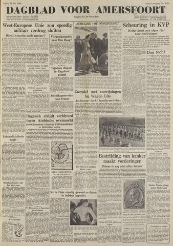 Dagblad voor Amersfoort 1948-05-21