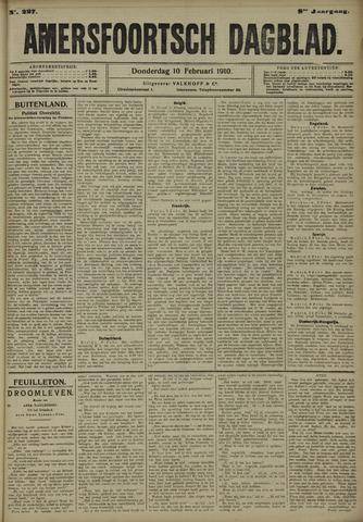 Amersfoortsch Dagblad 1910-02-10