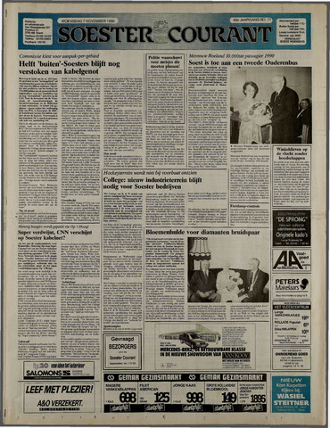 Soester Courant 1990-11-07