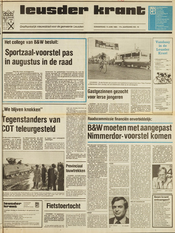 Leusder Krant 1985-06-13