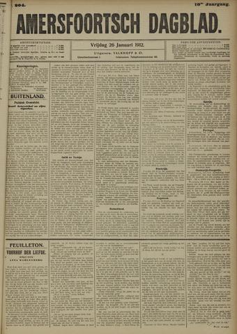 Amersfoortsch Dagblad 1912-01-26