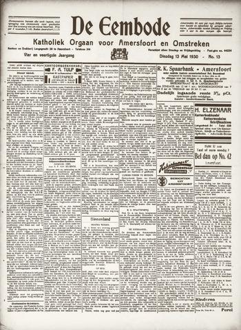 De Eembode 1930-05-13