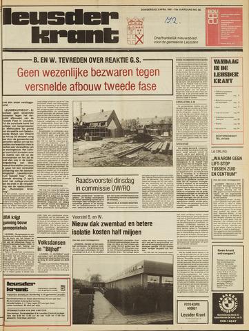 Leusder Krant 1981-04-02