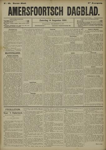 Amersfoortsch Dagblad 1909-08-14