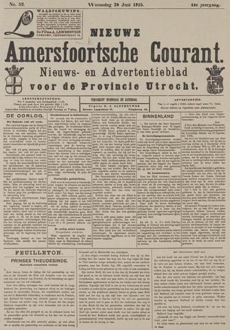 Nieuwe Amersfoortsche Courant 1915-06-30