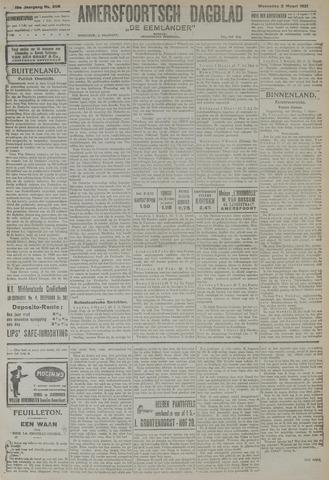Amersfoortsch Dagblad / De Eemlander 1921-03-02
