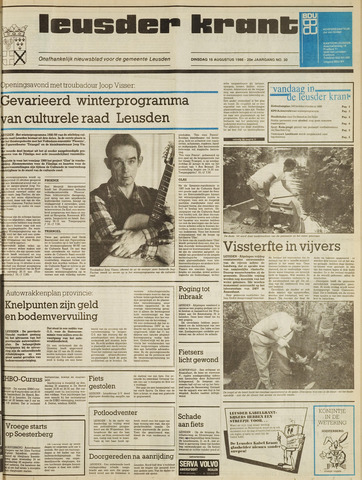 Leusder Krant 1988-08-16