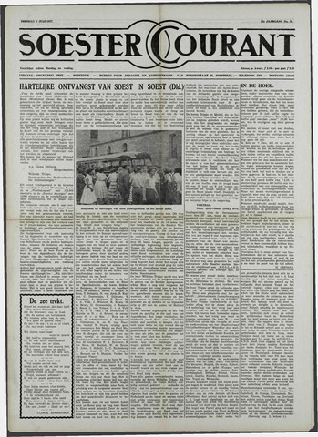 Soester Courant 1957-07-02