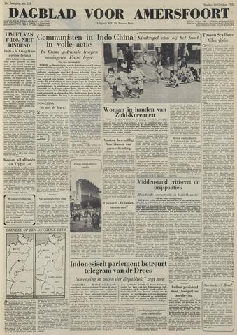 Dagblad voor Amersfoort 1950-10-10