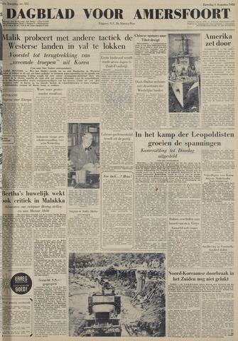 Dagblad voor Amersfoort 1950-08-05