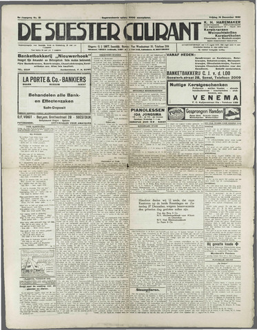 Soester Courant 1930-12-19