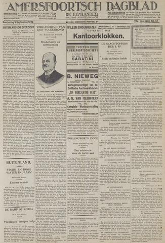 Amersfoortsch Dagblad / De Eemlander 1928-09-06