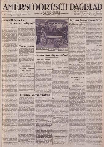Amersfoortsch Dagblad / De Eemlander 1941-09-12