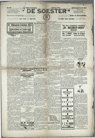 Soester Courant 1924-06-21