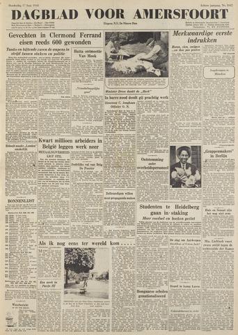 Dagblad voor Amersfoort 1948-06-17